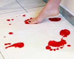 Bloody-Bath-mat